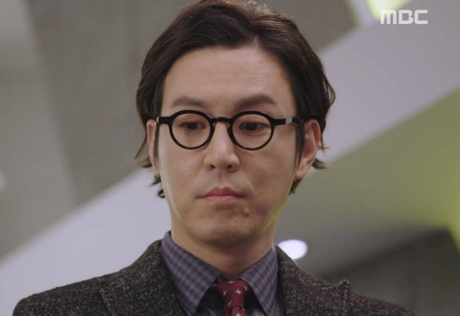 Choi Won YoungAn Gook sekreter