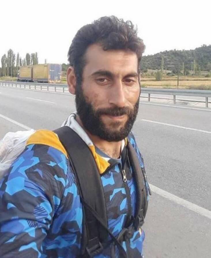Cumali Akgül survivor 2018