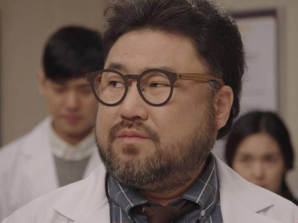 Ko Chang SeokSeok Ho Pil doktor