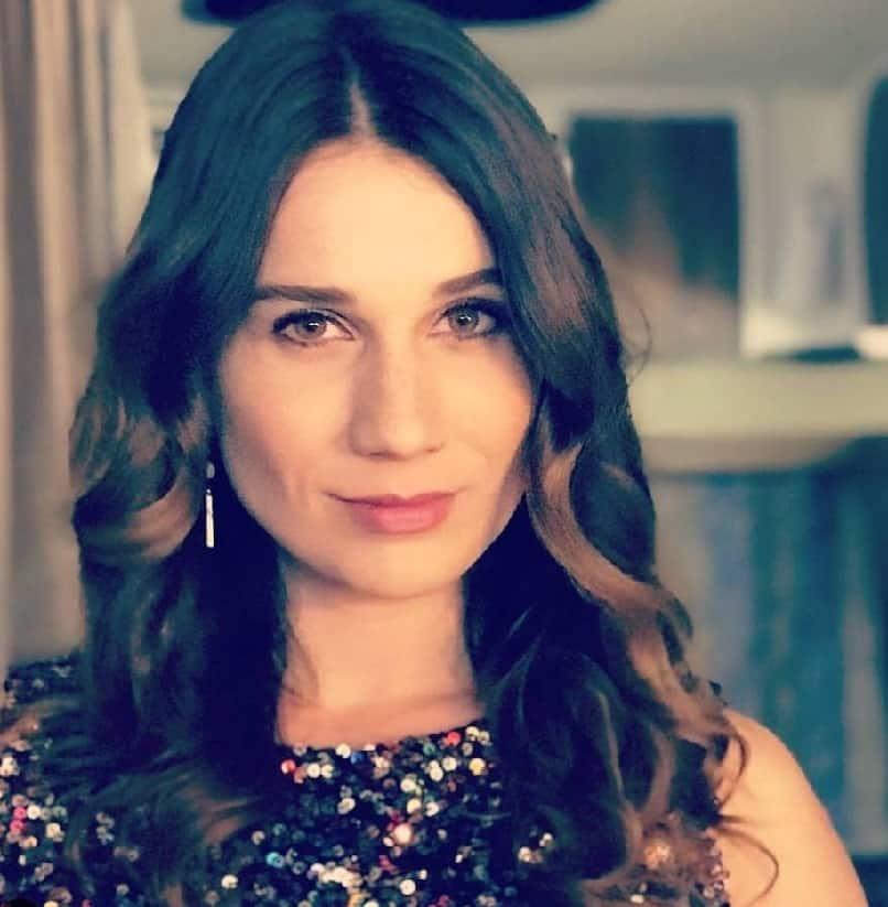 Alayça Öztürk Gidişoğlu oyuncu