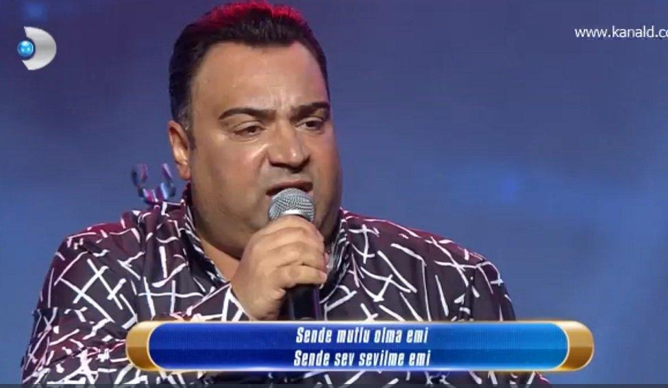 Ayhan Candaşı popstar 2018