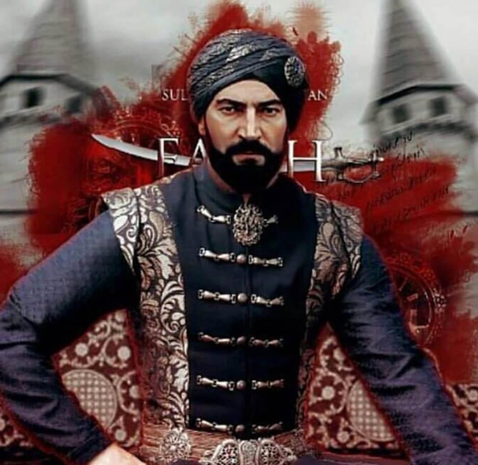 Mehmed Bir Cihan Fatihi set resimleri