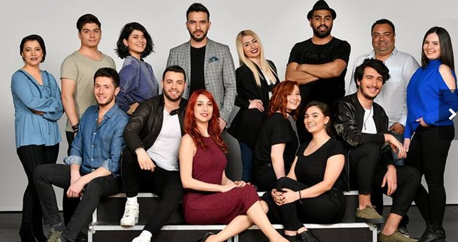 Popstar 2018 Yarışmacıları