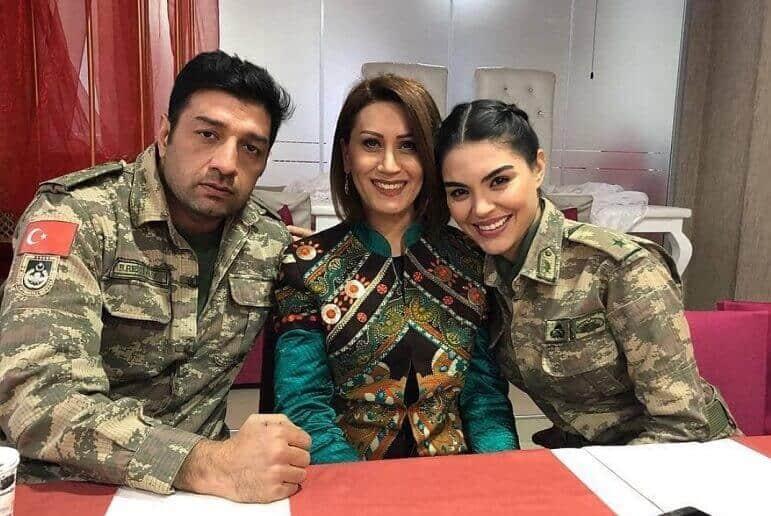 Savaşçı Yeni Gelen Oyuncular Azerin