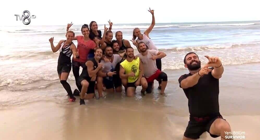 Survivor 2018 ne zaman bitecek fotoğrafları