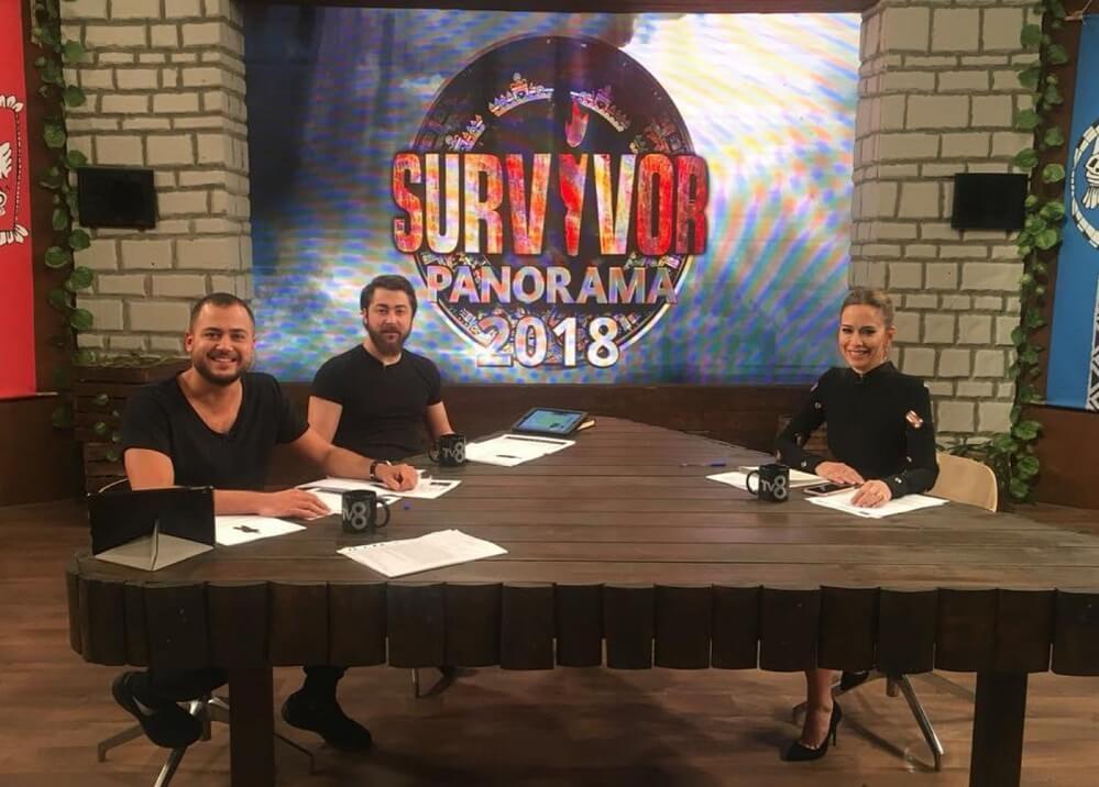 Survivor Panoroma 2018 resimleri