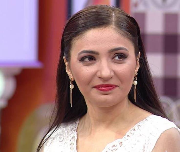 Fadime Hanım GElinim mutfakta yarışmacısı