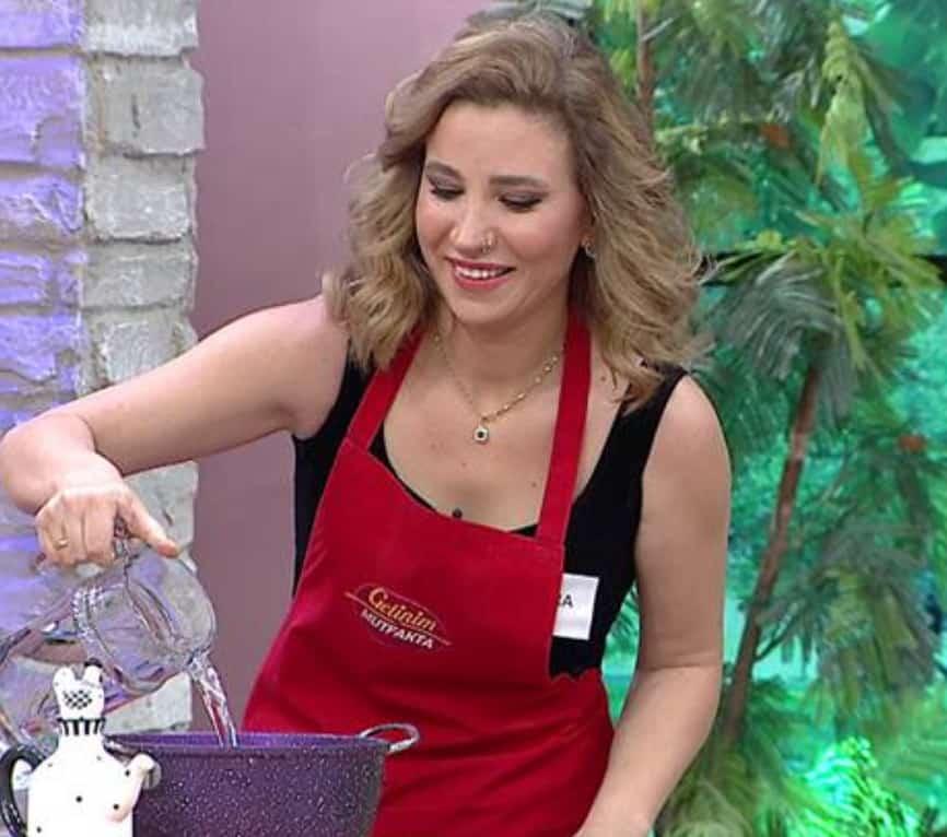 Gelinim Mutfakta Yarışmacıları Dilara Aydoğan