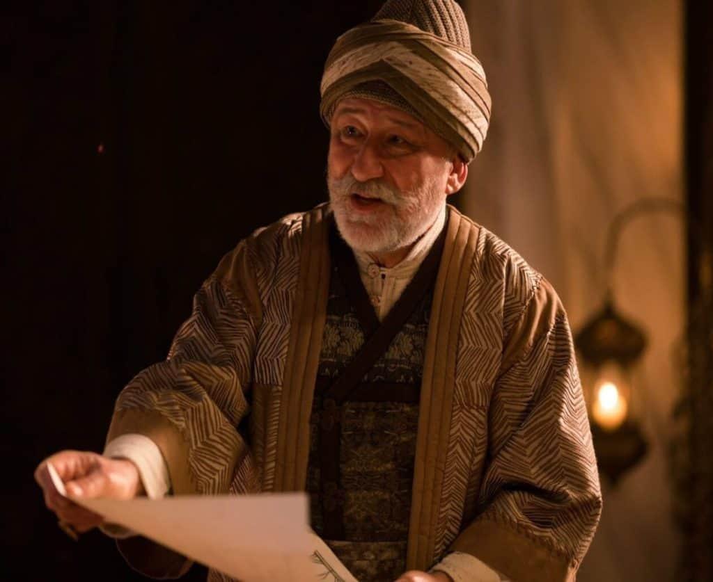 Mehmed Bir Cihan Fatihi yeni gelen oyuncu Altan Erekli