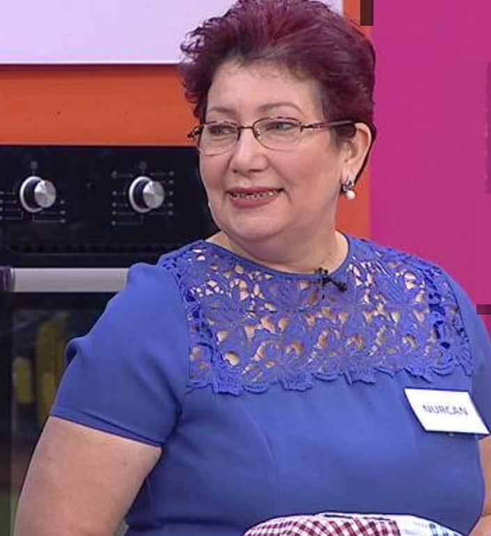 Nurcan Fevzioğlu GElinim mutfakta yarışmacısı