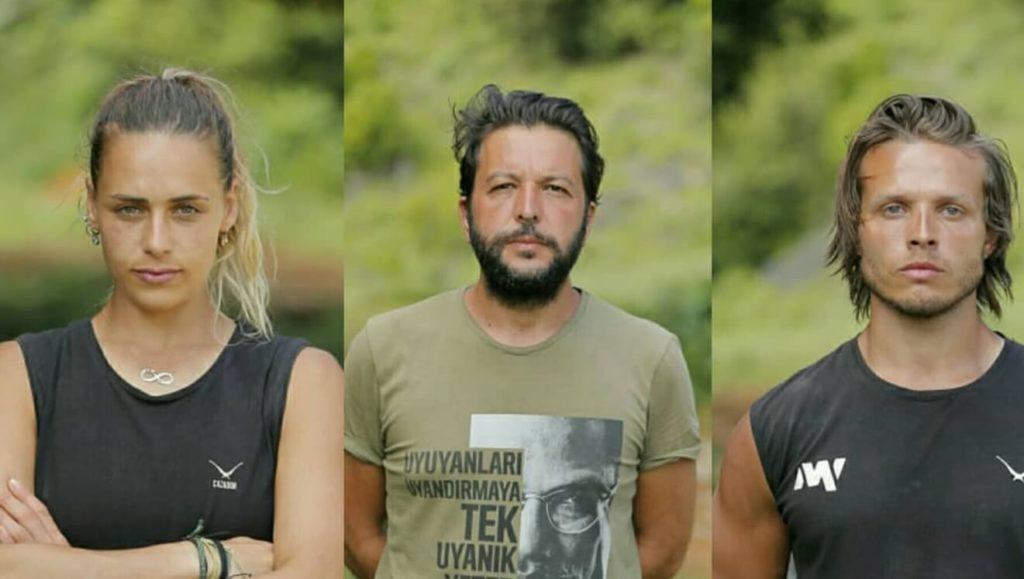 Survivor 2018 12 mart sonucu