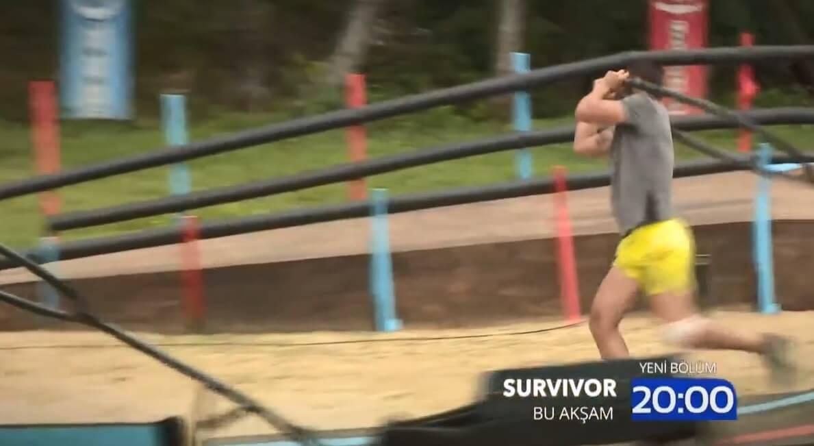 Survivor 2018 17 Mart Yiğit sakatlandı