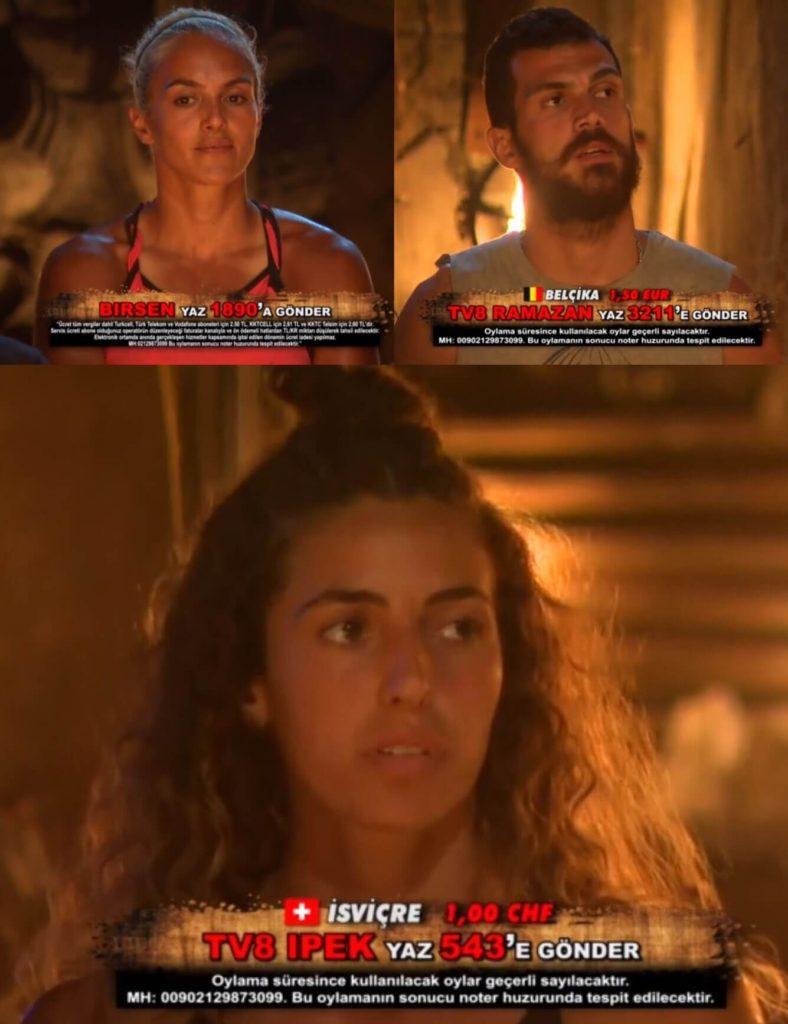 Survivor 2018 19 Mart Kim Elendi resimleri