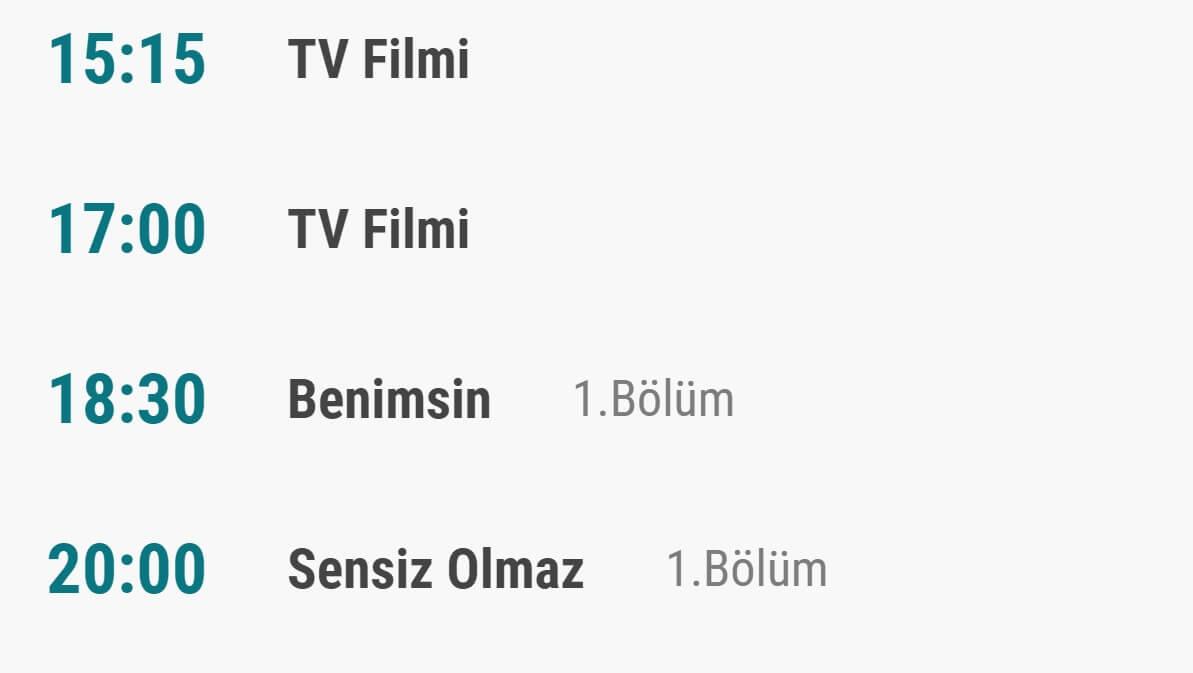 TVt TV yayın akışı resimleri
