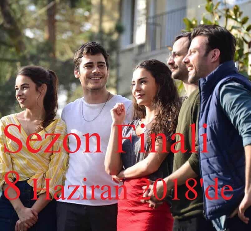 stanbullu Gelin sezon finali 2018