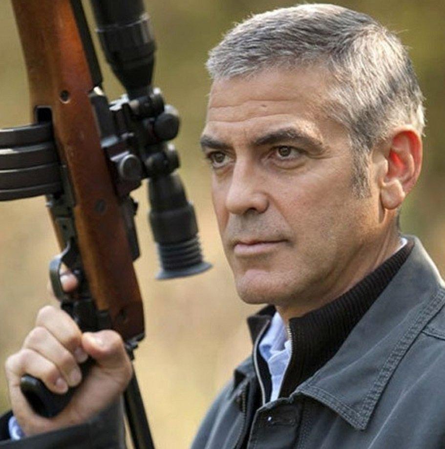 George ClooneyHamilton Selanik 1920 destanı dizisi