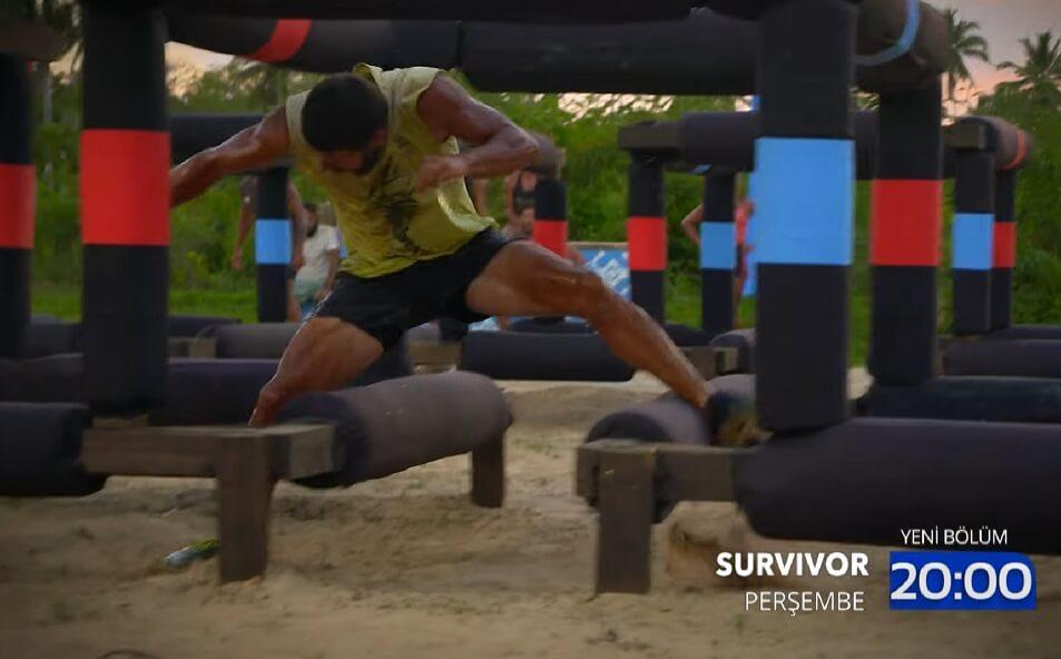 Survivor 2018 12 Nisan