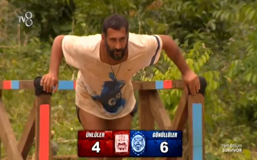 Survivor 2018 19 Nisan 1