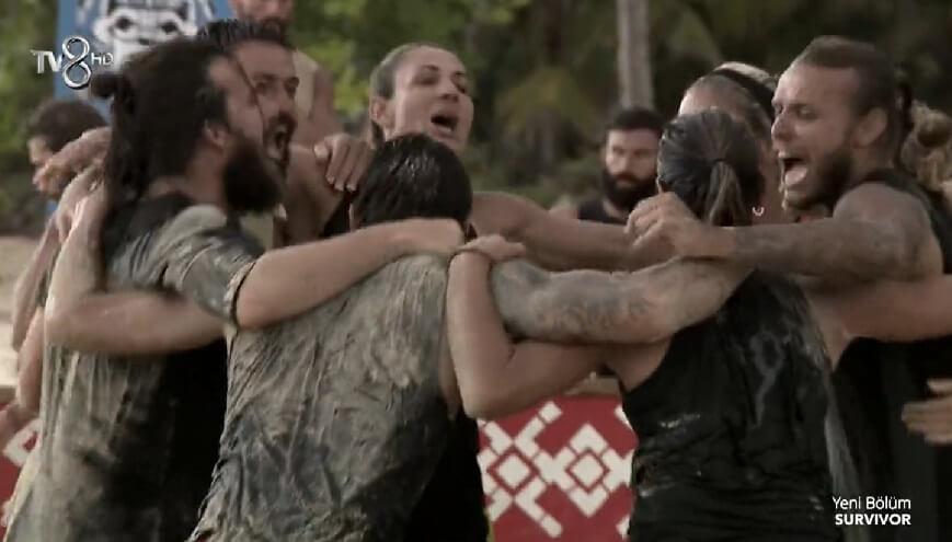 Survivor 2018 52. bölüm Gönüllüler kazandı