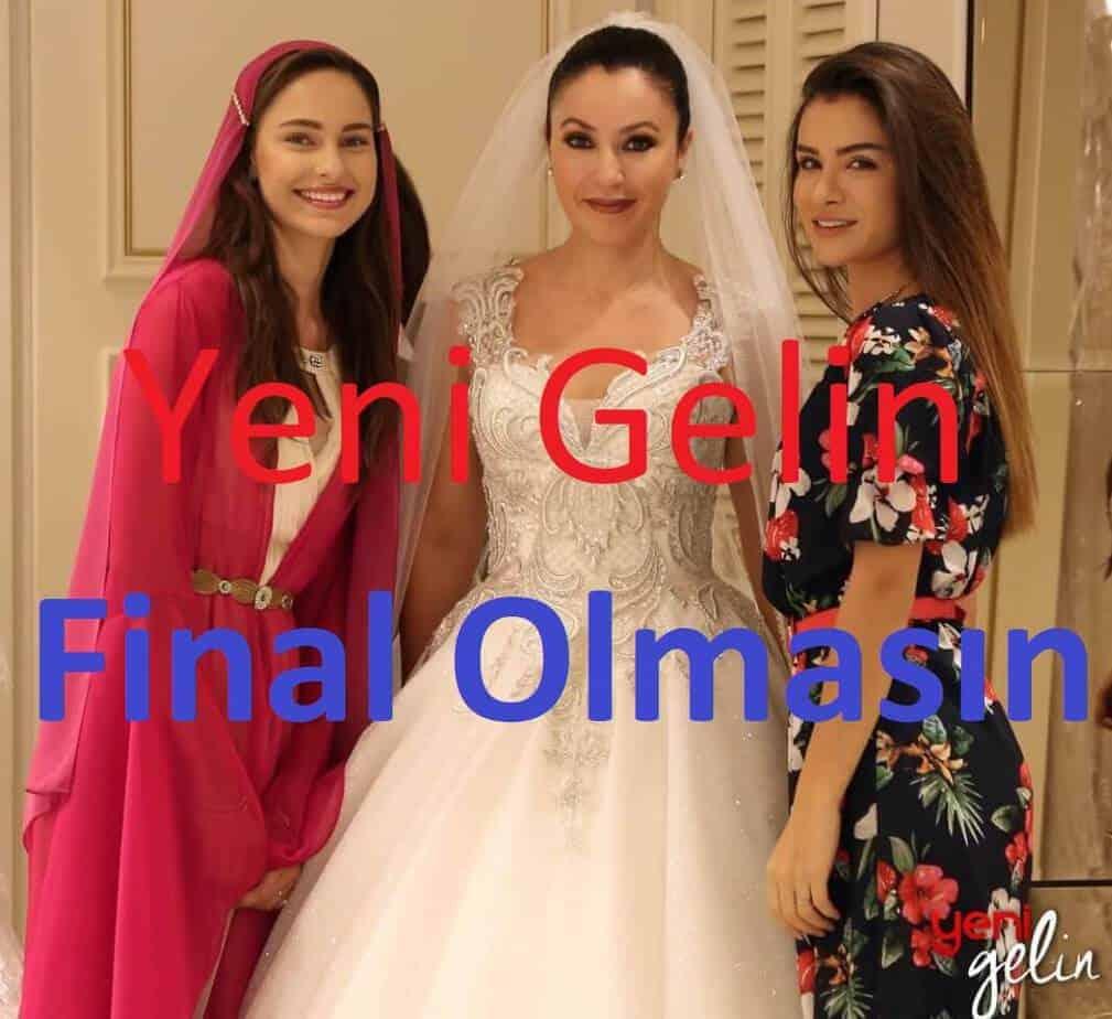 Yeni Gelin Final 24 kasım 2018