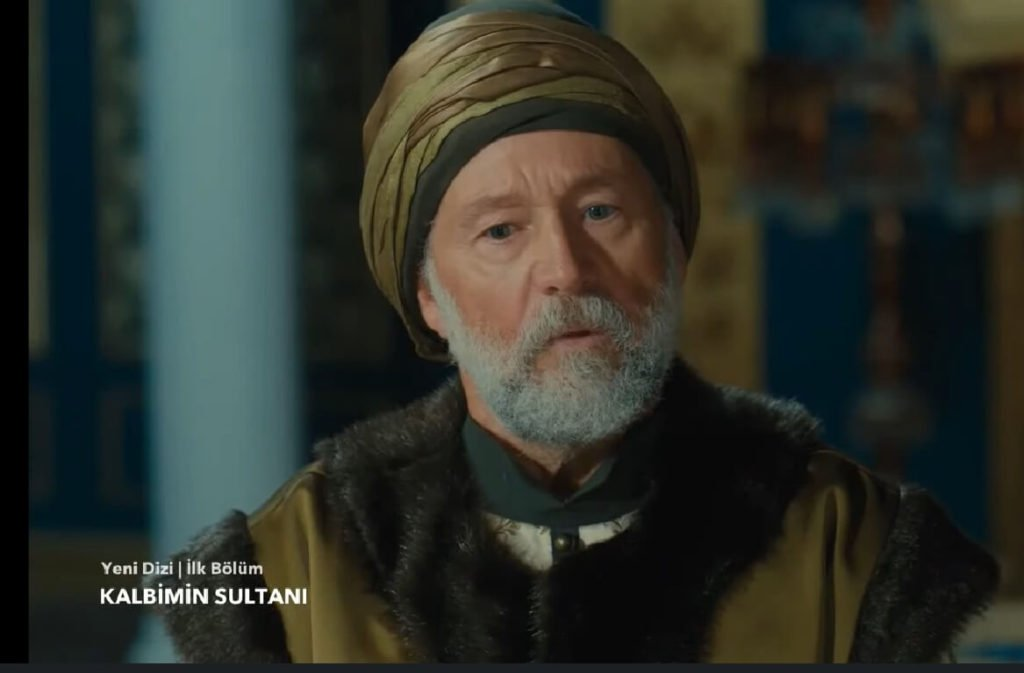 zer Tunca kalbimin sultanı hayrettin ağa 1