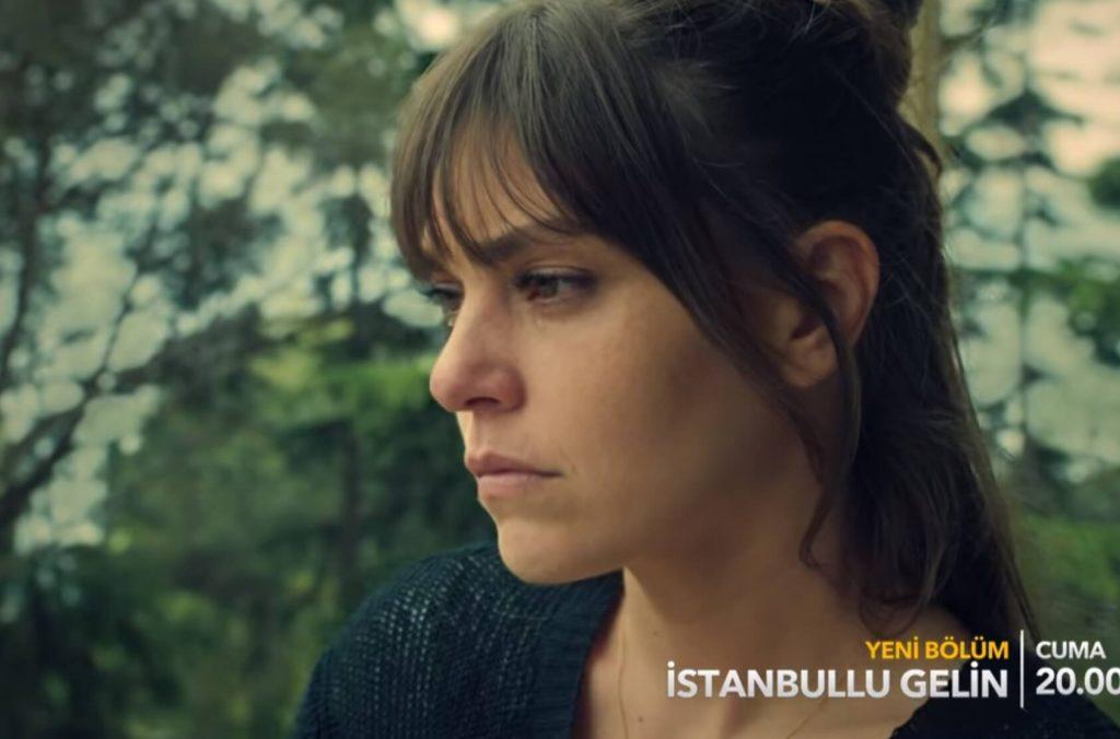 stanbullu Gelin 2018 2019 54. bölüm