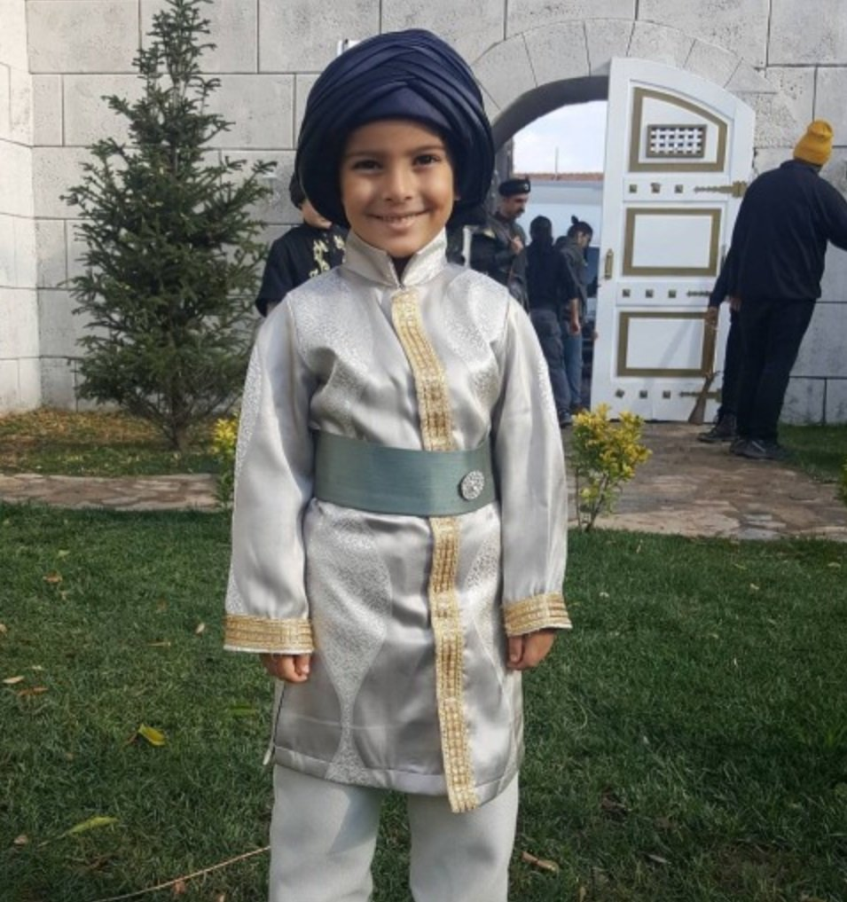 Kalbimin Sultanı Şehzade Abdulhamid Çıbar Kibritoğlu
