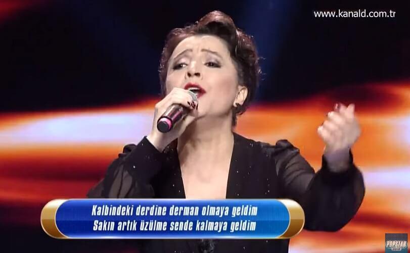 Popstar 2018 Finalistleri Arzu Coşkun