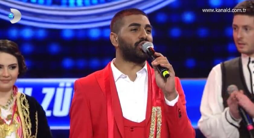 Popstar 2018 Finalistleri Salih Zülüfoğlu