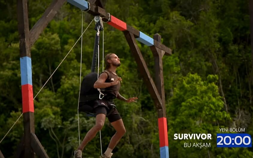 Survivor 2018 10 Mayıs