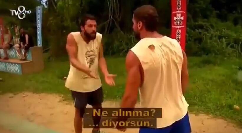 Survivor 2018 17 Mayıs