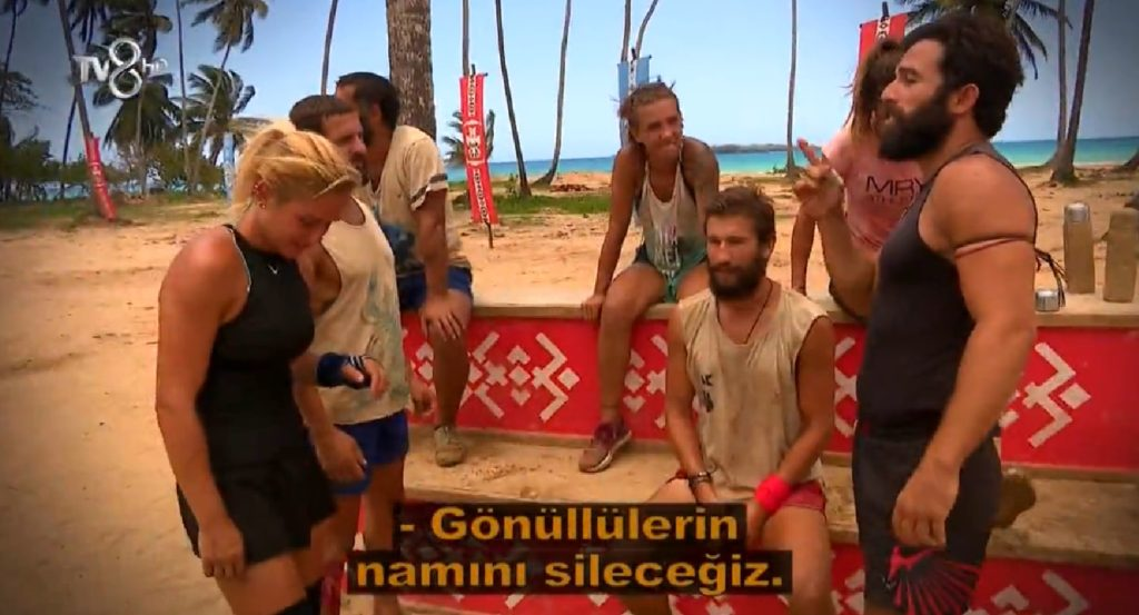 Survivor 2018 62. bölüm 2