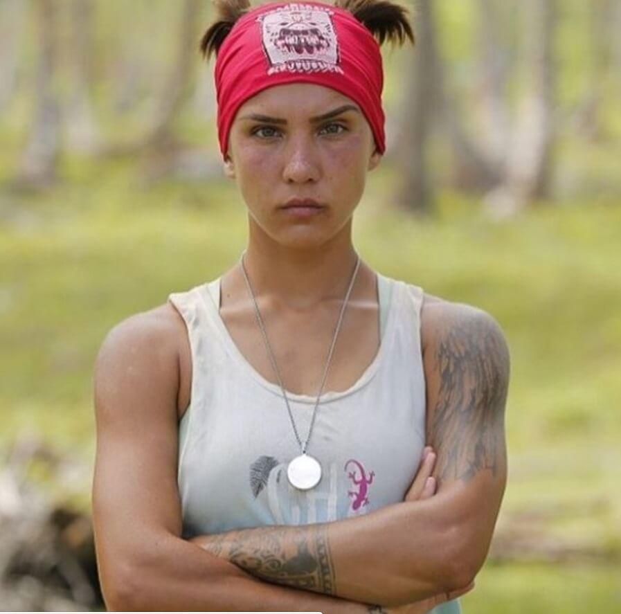 Survivor 2018 7 Mayıs elif elendi