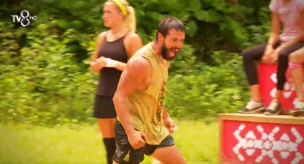 Survivor 2018 84. Bölüm sembol