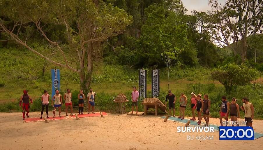 Survivor 2018 Adalar ne zaman birleşecek