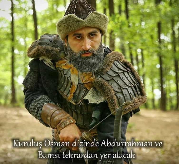 kuruluş osman Celal Al Abdurrahman Alp