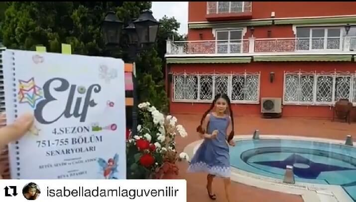 Elif 4. Sezon 2018 2019