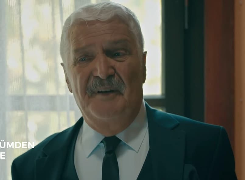 Salih Kalyon Çukur Aliçonun babası