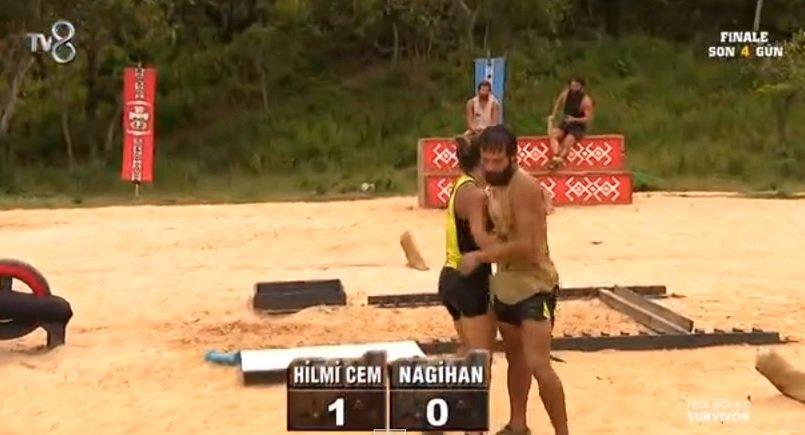 Survivor 2018 25 Haziran yarı final
