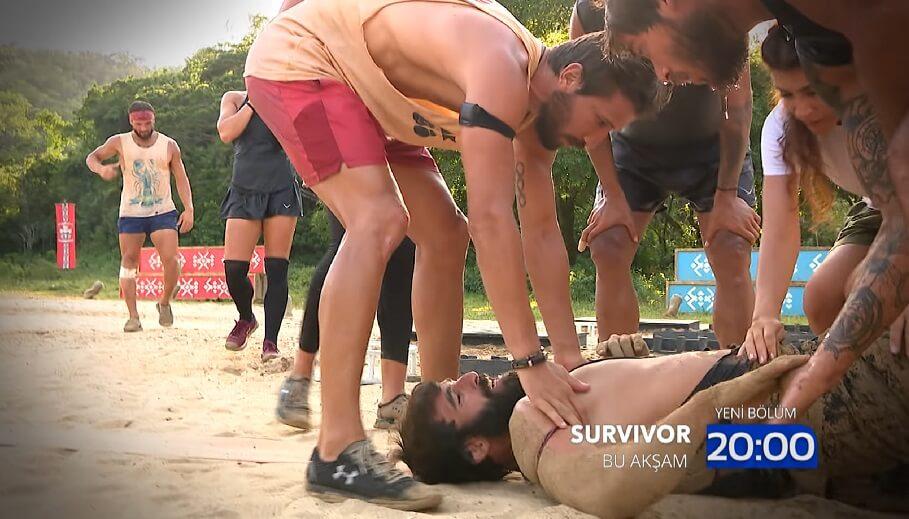 Survivor 2018 8 Haziran 1