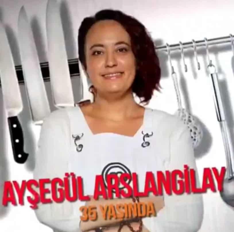 Ayşegül Arslangilay masterchef Türkiye 2. sezon