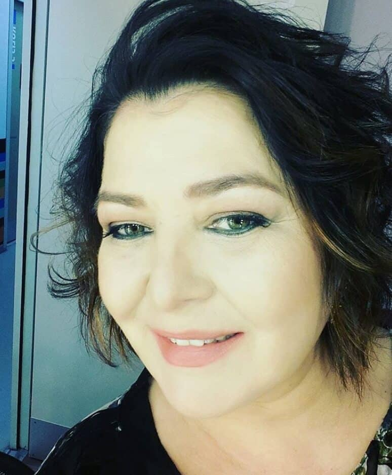 Aydan Burhan Verda dizisi oyuncusu