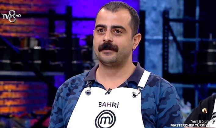 Bahri Papila masterchef yeni gelen yarışmacı