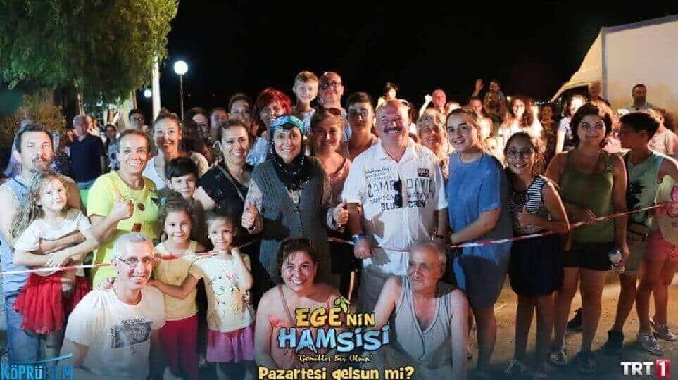 Egenin Hamsisi final kararı aldı
