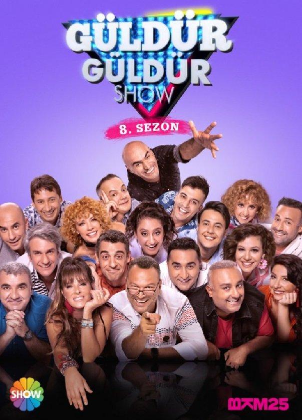 Guldur Guldur Show 8. Sezon resimleri