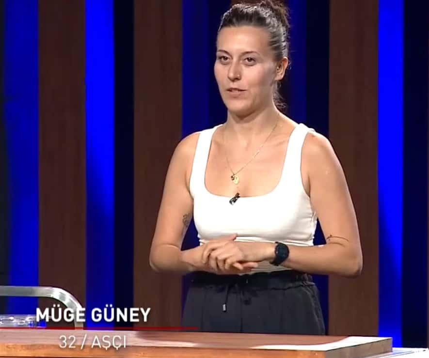 Müge Güney MasterChef Türkiye 2. Sezon Yarışmacısı