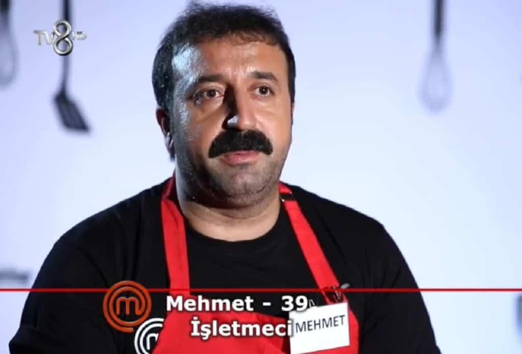 MasterChef Türkiye Mehmet