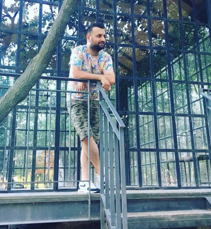 Murat Tokmak MasterChef Türkiye 2. Sezon yarışmacısı