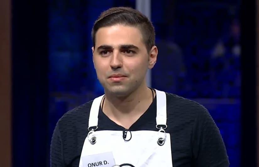 Onur Dursun masterchef 2. sezon yarışmacısı