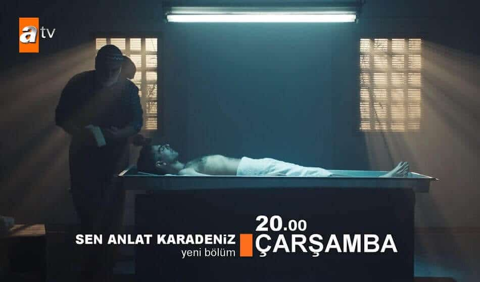 Sen Anlat Karadeniz Vedat Öldü mart 2019